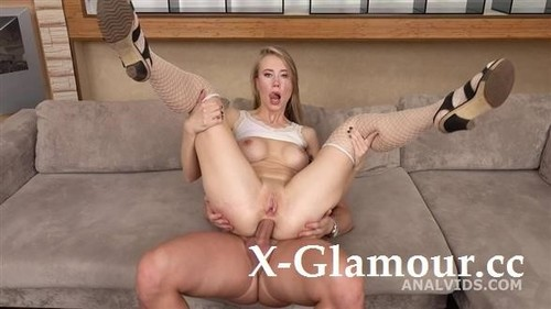 Mr Andersons Anal Casting, Engel Welcome To Porn With Balls Deep Anal, Gapes, Cum In Mouth GL329 - Legal Porno [SD/480p]