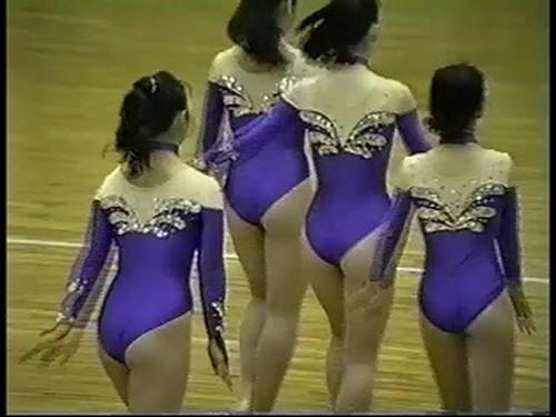 チームダンス予選編 №940 チア レオタード