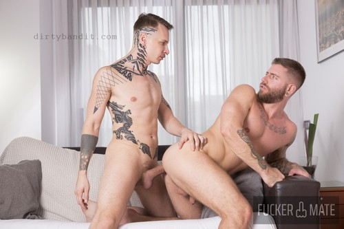 FuckerMate - Raw Fuckfest: Robert Royal, Rico Vega Bareback (Oct 22)