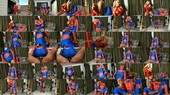 Spider Man Becomes Flame Girls Powerless Bitch - Alura Jenson