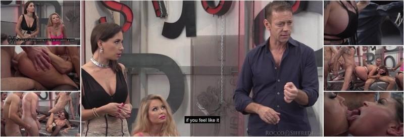 Malena Nazionale, Megan Inky, Joanna Bujoli - Rocco Siffredi Hard Academy - Part 3 (HD)