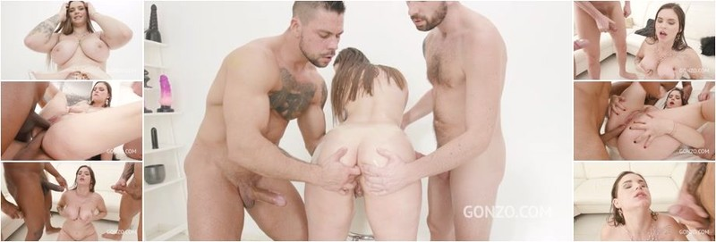 Taylee Wood - Taylee Wood assfucked with double penetration (HD)