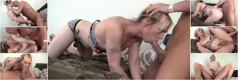 Leanna Monroe, Christian XXX - Amateur Blonde Leanna Monroe Gets Some Anal (FullHD)