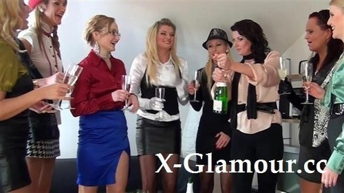 Amateurs - Euro Ladies Partying [SD/480p]