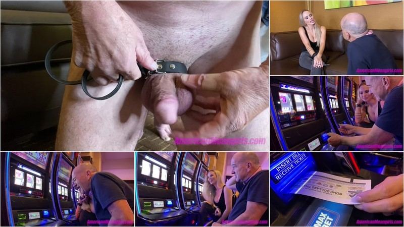 Shocked Slot Slut [UltraHD/2K 1530P]