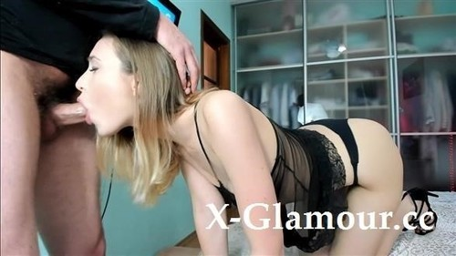 Amateurs - Blowjob For Boyfriend , He Fuck My Pussy In Doggy And Cum On My Face (FullHD)