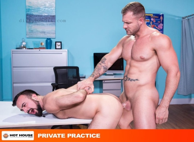HotHouse - Private Practice Scene 5: Austin Wolf, Mason Lear