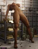 Shassai - Esperanza in Golden Girl