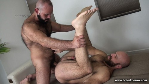 BreedMeRaw - Nixon Steele, Marco Bolt Bareback (Nov 25)