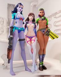 MeltRib - 3D Art Collection