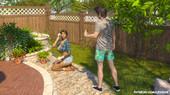 Lexx228 - The Neighbor's garden - Garden Girl - Ongoing