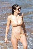 Alexandra Daddario Hits the Beach in a Bikini and it Might Be Better Than a Nude Scene