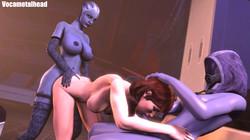 Vocametalhead - 3D Artwork Collection