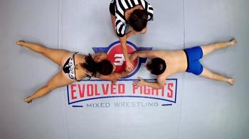 EvolvedFights Bella Rossi Vs Marcelo Arm Wrestling[]