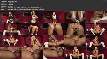 Gitta Szoke - Class In Session, 720p