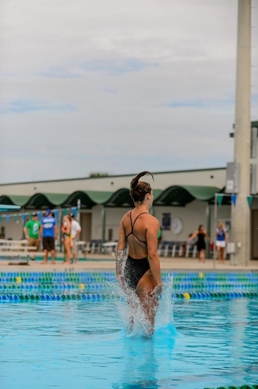 swim team candid pool photos