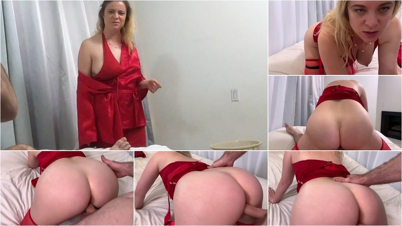Erin Electra - Stepmom Gets Fed up and Fucks Stepson to Shut him up [FullHD 1080P]