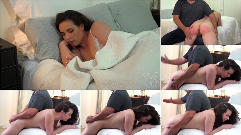 Casey Calvert - Bad Girl Bedtime - Punishment Ritual Nude Otk [HD 720p]