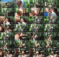 NatalieFlowers - Extreme Fuck in Public Park.Her Holes so Hoti Cum Twice (Chaturbate) [FullHD 1080p]