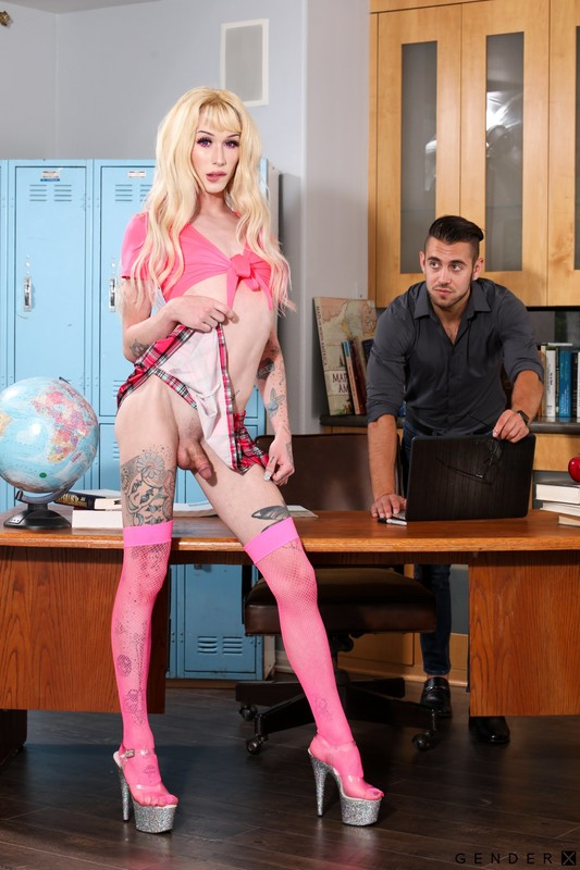 Trans-Fer Students – Jenna Gargles & Dante Colle (31 December 2020)