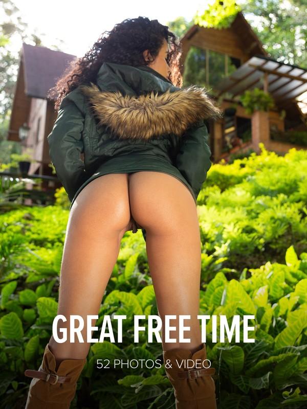 Mia Nix - Great Free Time  (2021-01-01)