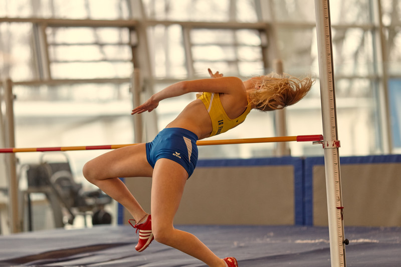 charming gymnastic ladies in tight spandex
