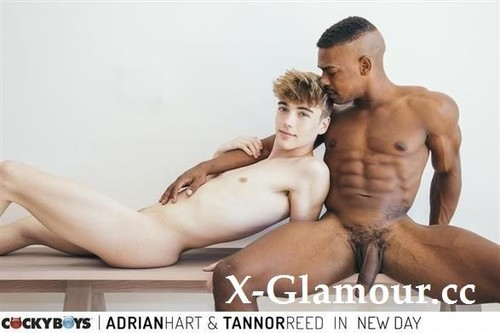 New Day Adrian Hart And Tannor Reed [FullHD]