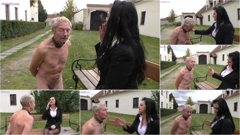 Torture Of The Human Ashtray (1080P/mp4/1.08 GB/FullHD)