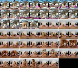 [WankzVR] Kenzie Reeves, Victoria Steffanie + Some Easter Eggsanity [FullHD 1080p] [4.86 GB]