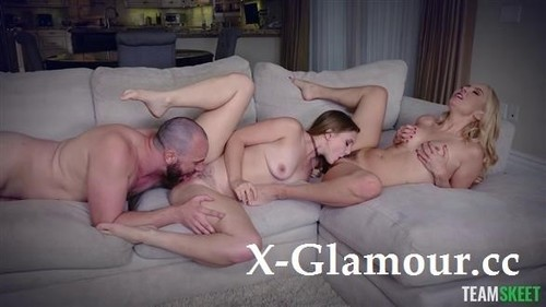 """Babes Willing To Learn It All in """"Team Skeet Selects"""" [FullHD]"""