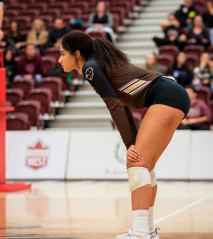 beautiful girls in volleyball shorts