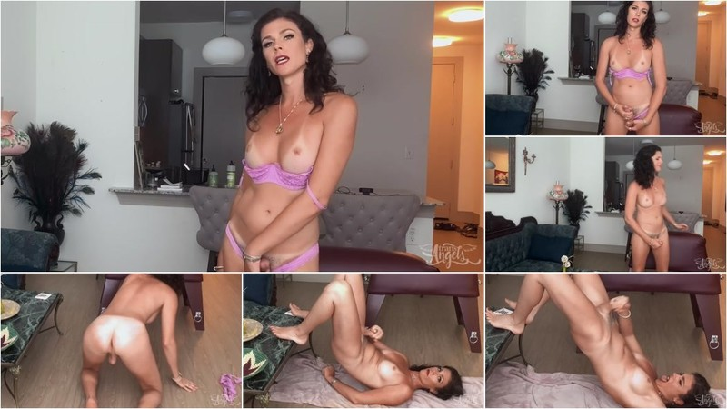 Kendall Penny - Cum Eating Instructions [HD 720p]