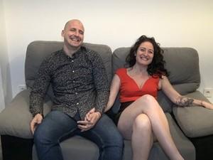 PepePorn|Nuestra Primera Porno - Teleporno en casa de Alicia y el pollon de las maravillas. Somos una parejita de fuego liberal [22-01-2021]