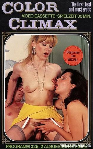 Color Climax Programm 325 (1980s) VHSRip