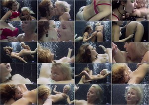 [SexUnderwater] - Lexi Swallows, Taylor Dare - Knockouts (2021 / FullHD 1080p)