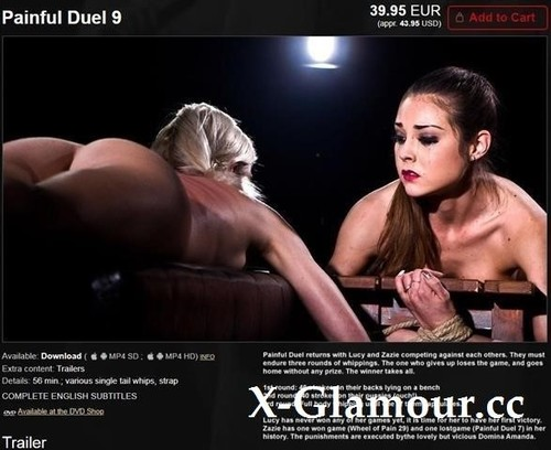 Painful Duel 9 [HD]
