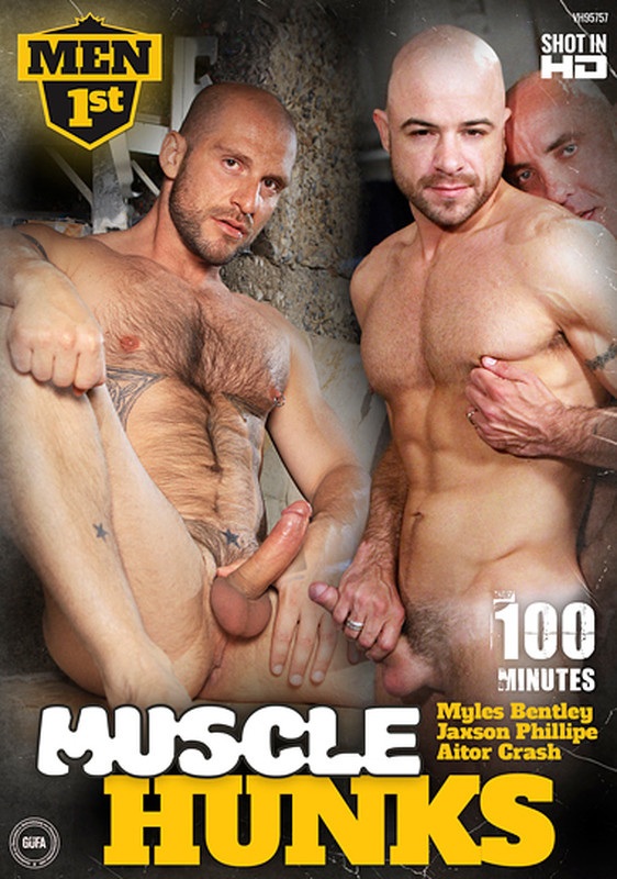 Men1st – Muscle Hunks
