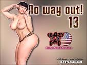 Crazydad3d - No way out! 13
