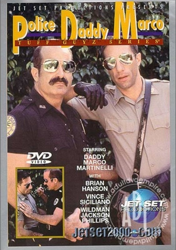 JetSetMen – Police Daddy Marco (2002)