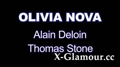 Olivia Nova - Xxxx - My First Dp (SD)