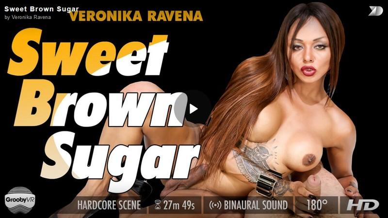 Veronika Ravena In Sweet Brown Sugar 4k