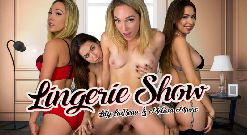 Lingerie Show Lily Labeau Melissa Moore Oculus 6k Remastered