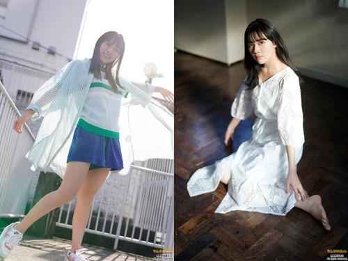 [Yanmaga Web] Mari Morimoto 森本茉莉 – Sakamichi Next Generation + 坂道ネクストジェネレーション+ (2021-04-11)
