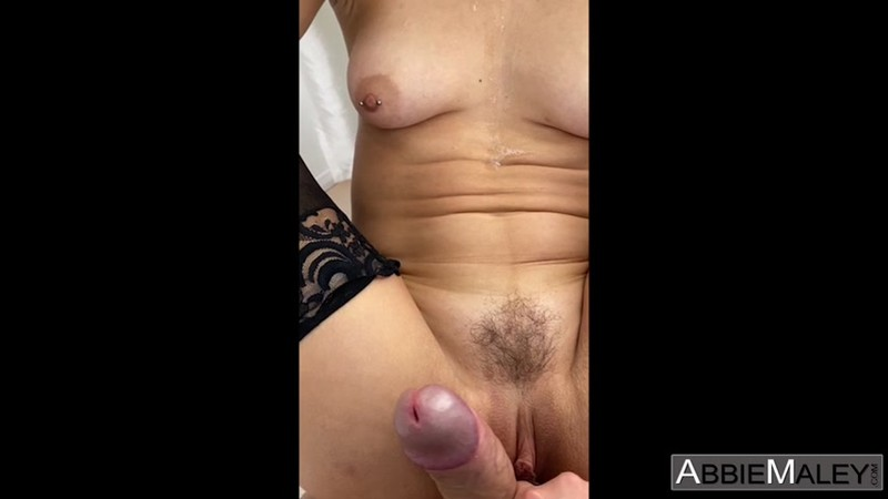 AbbieMaley - Abbie Maley - Creamy Pussies Are The Prettiest [SD 480p]
