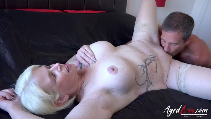 AgedLove - Skyler - Old Mom Has To Fuck To Free The Room She Needs [FullHD 1080p]
