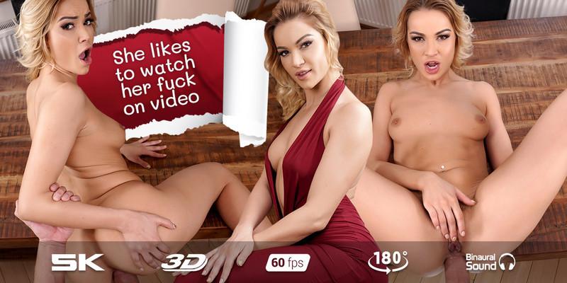 Realjamvr Nasty Home Video 2 Cherry Kiss Oculus 5k