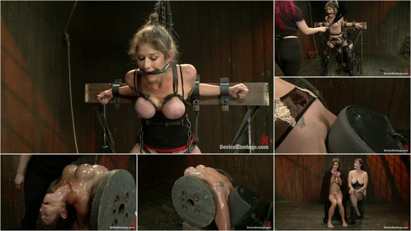 Mz Berlin, Felony, Bella Rossi - Extreme immobilization! Felony is at the mercy of two fierce Doms [SD 540p]