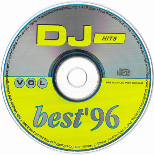 The Best of DJ Hits 96
