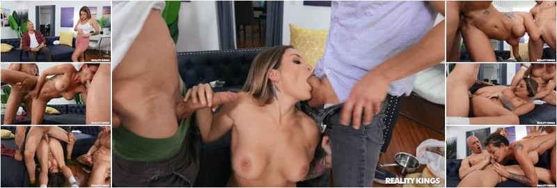 Kissa Sins - Cumming On The Cleaning Lady (FullHD)