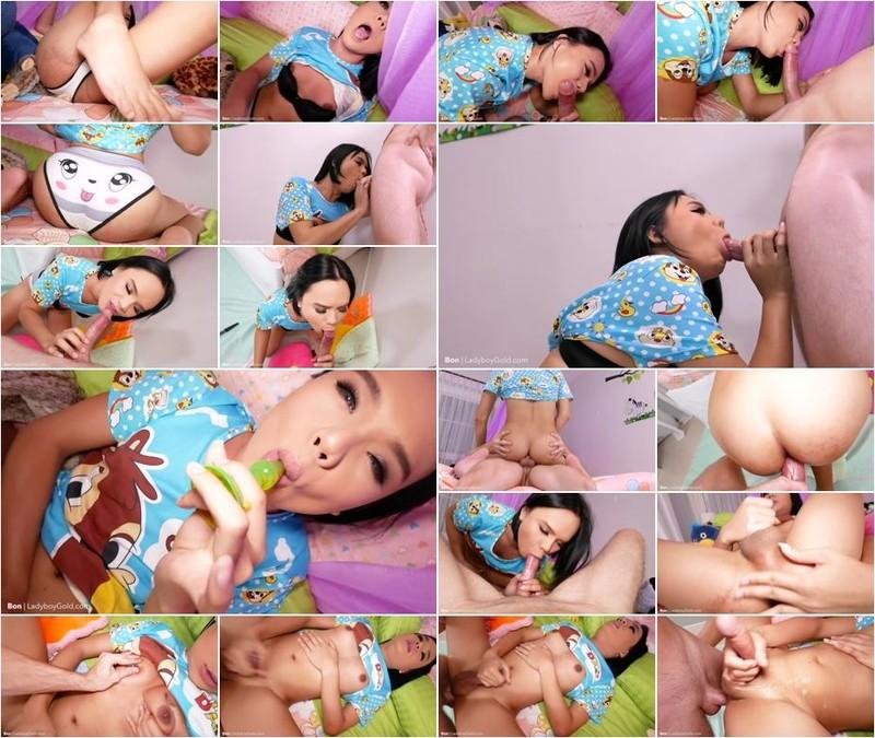 Tong 2 - Talented Tongue Chipmunk Bareback (720p)